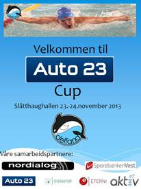 Auto 23 Cup 2013 hjemmeside
